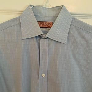Thomas Pink Men's Dress Shirr